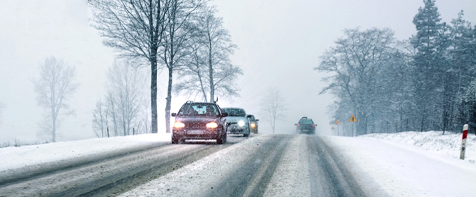 Winter Months Driving Tips